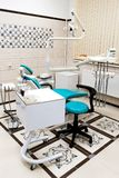 Interior of a new modern dental office. royalty free stock photo