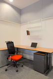 Interior of a new office royalty free stock photos