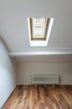 Interior nice loft, empty Royalty Free Stock Image