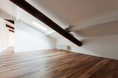 Interior nice loft, empty Stock Photos