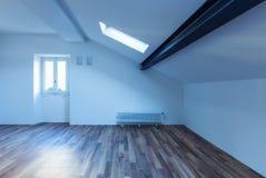 Interior nice loft, empty Royalty Free Stock Photos