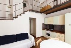 Interior, nice loft Stock Photo
