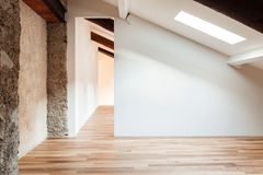 Interior nice loft Royalty Free Stock Images