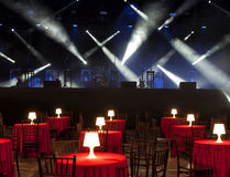 Interior of a night club, Royalty Free Stock Photos