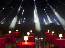 Interior of a night club, Royalty Free Stock Photography