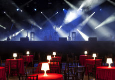 Interior of a night club, Stock Images