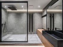 Interior no estilo moderno fotos de stock royalty free