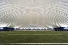 Interior novo da abóbada dos esportes Foto de Stock