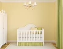 Interior of nursery. Stock Photography