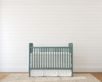 Interior of nursery. Royalty Free Stock Image
