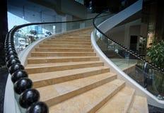 Interior Of A Kuala Lumpur Building Royalty Free Stock Photos