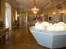 Free Interior Of Amalienborg Castle, Copenhagen Stock Photography - 61884272