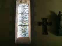 Free Interior Of Ancient Carolingian Oratory Church Stock Photography - 107938742