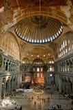 Interior Of Aya Sophia, Istanbul Royalty Free Stock Image