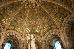 Free Interior Of Basilica Notre Dame De Fourviere Royalty Free Stock Photo - 19914855