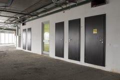 Free Interior Of Business Center Under Construction Stock Photos - 36736773