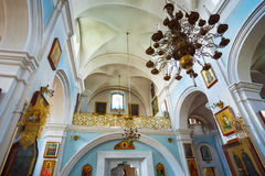 Free Interior Of Cathedral Of Holy Spirit In Minsk - Royalty Free Stock Image - 60170596