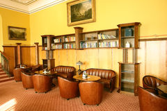 Free Interior Of Hotel Hall. Royalty Free Stock Photos - 28185378