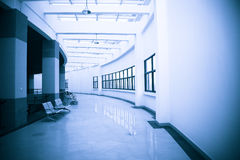 Interior Of Modern Building Stock Image