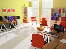 Free Interior Of Modern Office Royalty Free Stock Photo - 6899415