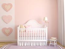 Free Interior Of Nursery. Stock Photos - 22529553