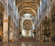 Free Interior Of Parma Cathedral Royalty Free Stock Photo - 23532465