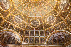 Interior Of Pena Palace In Sintra Stock Photography