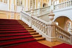 Interior Of Rundale Palace. Stock Image
