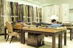 Interior Of Shop Stock Photos