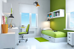 Free Interior Of Teenager Stock Photo - 14123560
