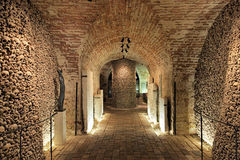 Free Interior Of The Brno Ossuary, Czech Republic Stock Photography - 83106382