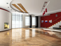Free Interior Of The Room Royalty Free Stock Photography - 10697137
