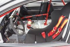 Free Interior Of Touring Race Car Stock Photos - 59806903
