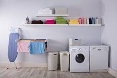 Free Interior Of Utility Room Stock Photo - 126292310