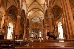 Free Interior Of Verona Cathedral Royalty Free Stock Photo - 34441215