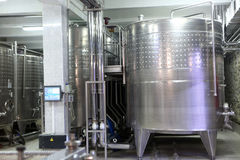 Free Interior Of Winery Stock Images - 97471724