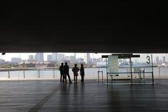 Interior Of Yokohama Port Terminal Royalty Free Stock Image