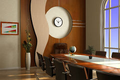 Interior of office Royalty Free Stock Photography