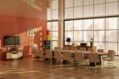 Interior of office Stock Photography