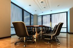 Interior of office Royalty Free Stock Images