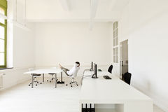 Interior, office Royalty Free Stock Photo