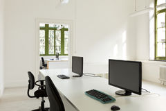 Interior, office Royalty Free Stock Photo
