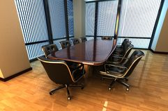 Interior of office Stock Image