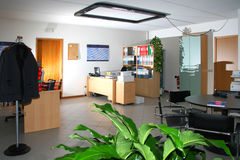 Interior of office Royalty Free Stock Photos