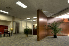 Interior of Office Builidng Stock Images