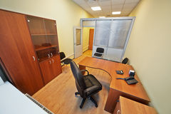 Interior of office cabinet Royalty Free Stock Photography