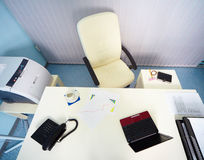 Interior of office - manager workplace Stock Image