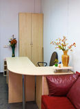 Interior of office room Stock Photos