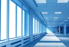 Interior office space Royalty Free Stock Photos