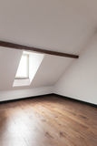 Interior, old attic royalty free stock images